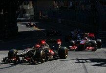 Formel 1: Formel 1 heute vor 7 Jahren: Kimi droht Perez mit Prügel