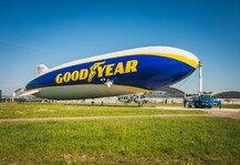 Auto: Legendäres Goodyear-Luftschiff zurück in Europa