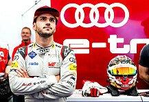 Formel E: Daniel Abt: Formel-E-Abschied schon vor Audi-Rauswurf geplant