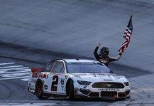 NASCAR: NASCAR 2020 Bristol: Brad Keselowski gewinnt wildes Finale