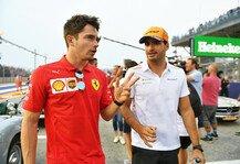 Formel 1: Formel 1, Ferrari-Neuzugang Carlos Sainz: Bin kein Nr.-2-Fahrer