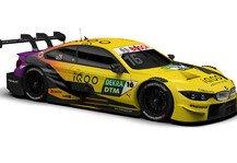 DTM: BMW zeigt DTM-Autos 2020: Timo Glock wieder im Gelben Biest
