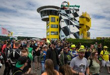 MotoGP: MotoGP am Sachsenring 2021 fix ohne Zuschauer
