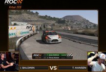 eSports: Virtual Race of Champions: Timmy Hansen und All-Stars siegen