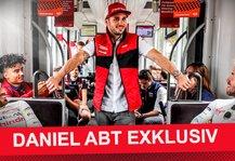 Formel E: Daniel Abt exklusiv zu Formel-E-Comeback: Nichts zu verlieren