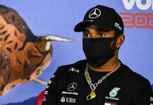 Formel 1: Formel 1, Hamilton: Krisengezeichnete WM 2020 sogar mehr wert