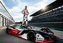 DTM: Rene Rast: In Formel E zum Teil mehr Kontakt als bei DTM-Rennen