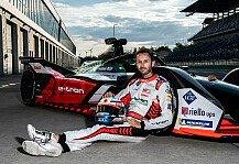 Formel E: Formel-E-Rookie Rast bei Audi: Sechs Rennsiege als Job-Garantie