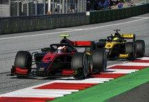 Formel 2: Formel 2 und Formel 3 Spielberg 2020: News-Ticker zum Auftakt