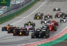Formel 1: Formel 1 mit erstem Kalender-Entwurf: Saison 2021 mit 23 Rennen