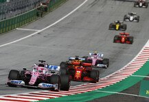 Formel 1: Formel 1: Ferrari & Co. planen Einspruch vs Racing-Point-Strafe