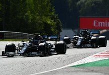 Formel 1: Formel 1 Österreich: Bottas gewinnt Chaos-GP, Hamilton bestraft