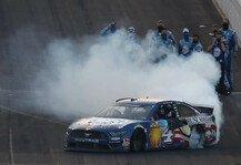 NASCAR: NASCAR 2020 Indianapolis: Kevin Harvick holt vierten Saisonsieg