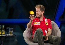 Formel 1: Sebastian Vettels Formel-1-Zukunft: Auftritt in Red-Bull-Talk