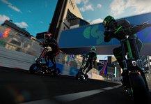 Formel E: E-Scooter-Rennserie: Wurz und di Grassi stellen Weltneuheit vor