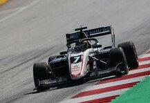 Formel 3: Formel 3 Spielberg 2020: Pourchaire erbt Sieg, Beckmann-Podium