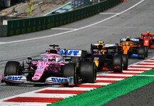 Formel 1: Formel 1, FIA bestätigt: 5 Teams fechten Racing-Point-Urteil an