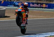 Moto2: Moto2 - Jorge Martin: Negativer Corona-Test, Start in Barcelona