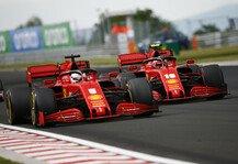 Formel 1: Ferrari-Fahrer fürchten Sprintrennen: Formel-1-Sieg entwertet?