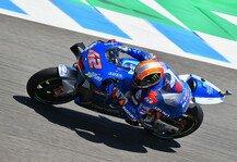 MotoGP: MotoGP: Alex Rins will Operation bis Saisonende hinauszögern