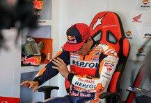 MotoGP: MotoGP: Honda-Teamchef klärt über Marquez-Operation auf
