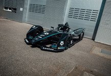 Formel E: Mercedes wie in der Formel 1: Schwarzpfeil für die Formel E