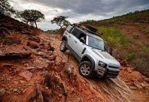 Auto: Neuer Land Rover Defender kehrt mit Goodyear Reifen zurück