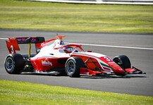 Formel 3: Formel 3 Silverstone 2020: Sargeant siegt, Beckmann erkämpft P5