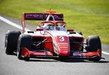 Formel 3: Formel 3 Barcelona-Qualifying: Sargeant holt 3. Pole in Serie