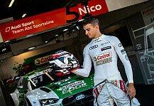 DTM: Rosberg mit Audi, Nico Müller und US-Wundertüte in der DTM 2021