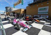 ADAC Formel 4: ADAC Formel 4: Podium für BWT Mücke Motorsport beim Auftakt