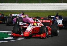 Formel 2: Formel 2 und Formel 3 2020: Silverstone II im News-Ticker