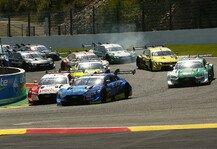 DTM: DTM Live-Ticker Spa 2020: Audi feiert nächsten Fünffach-Sieg
