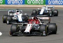 Formel 1: Formel 1, Räikkönen: Fehler beim Design, keine schnelle Lösung