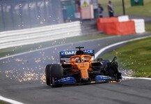 Formel 1: Formel 1 Silverstone: Reifen-Lotterie kostet Sainz Platz 4