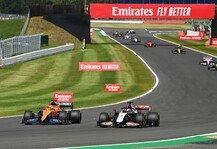 Formel 1: Formel 1, Grosjean unter Beschuss: Gefährlich und inakzeptabel