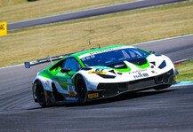 ADAC GT Masters: ADAC GT Masters: Top-5 & Drama für GRT Grasser Racing Team