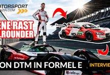 Formel E: Rast von DTM in Formel E: Größte Herausforderung der Karriere