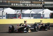 Formel E: Formel E Live-Ticker Berlin 2020: Techeetah holt Doppel-Pole