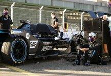 Formel E: Formel E Berlin: Fette Geldstrafe für Mercedes-Fahrer de Vries