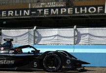 Formel E: Formel E: Vandoorne mit Mercedes-Debütsieg zum Vize-Titel
