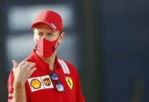 Formel 1: Formel 1, Vettel macht sich über Wechsel-Gerüchte lustig
