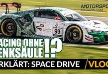 Formel E: Space Drive! Technologie-Revolution im Rennsport unter der Lupe
