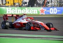 Formel 3: Formel 3, Silverstone II: Zweite Pole für Sargeant