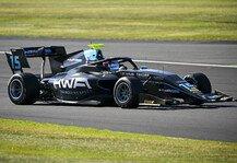 Formel 3: Formel 3 Barcelona - Rennen 1: Hughes siegt, Beckmann P5