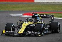 Formel 1: Formel 1, Renault in Silverstone weit vorne: Wieder Big Points?