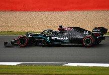 Formel 1: Formel 1 Silverstone II, 2. Training: Hamilton schlägt zurück