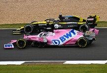 Formel 1: Formel 1 England, Ricciardo angestachelt: Hülkenberg im Visier