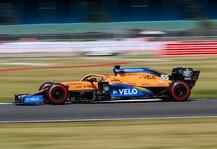 Formel 1: Formel 1 - McLaren fällt ab: Sainz läuft heiß, Norris am Limit