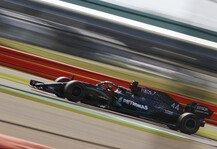 Formel 1: Formel 1: FIA beschränkt Motormodus ab Spa, Downforce ab 2021